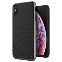 Чехол VRS Design High Pro Shield для iPhone Xs Max Steel Silver