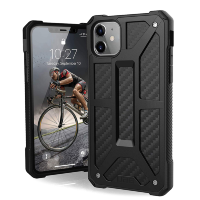 Чехол UAG Monarch для iPhone 11 Карбон