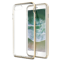 Чехол VRS Design New Crystal Bumper для iPhone 8/7 Plus Золото