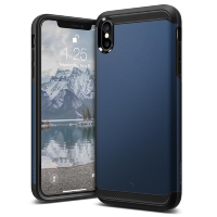 Чехол Caseology Legion для iPhone XS Max Midnight Blue